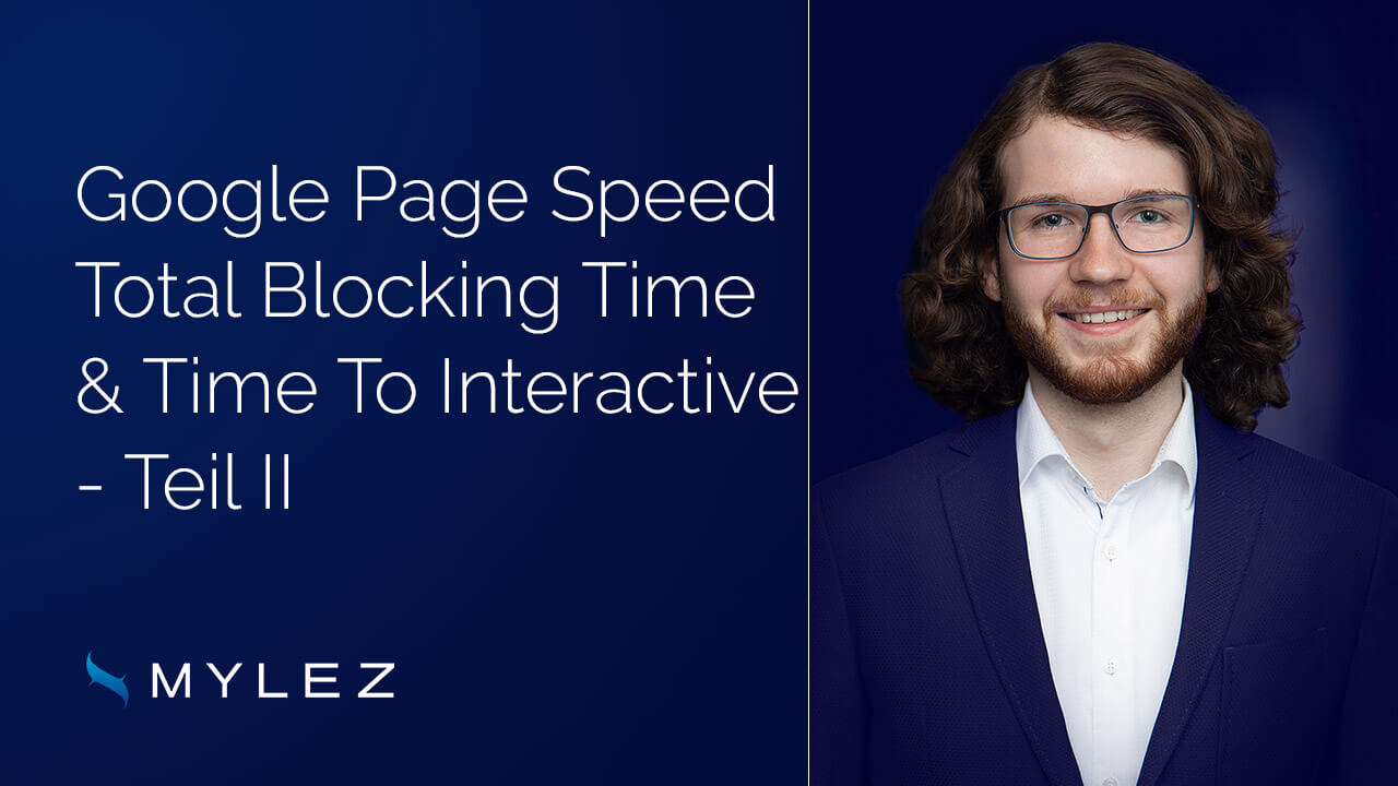 Shopware Performance Optimierung Total Blocking Time & Time To Interactive