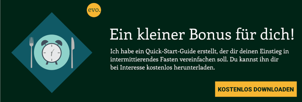 Intermittierendes Fasten Quick Start Guide