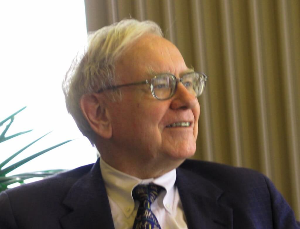 Warren Buffett KU Visit 1