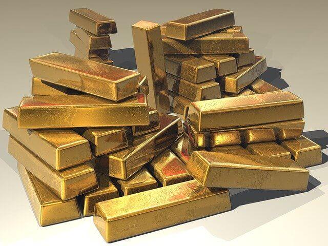 Rohstoffe Gold