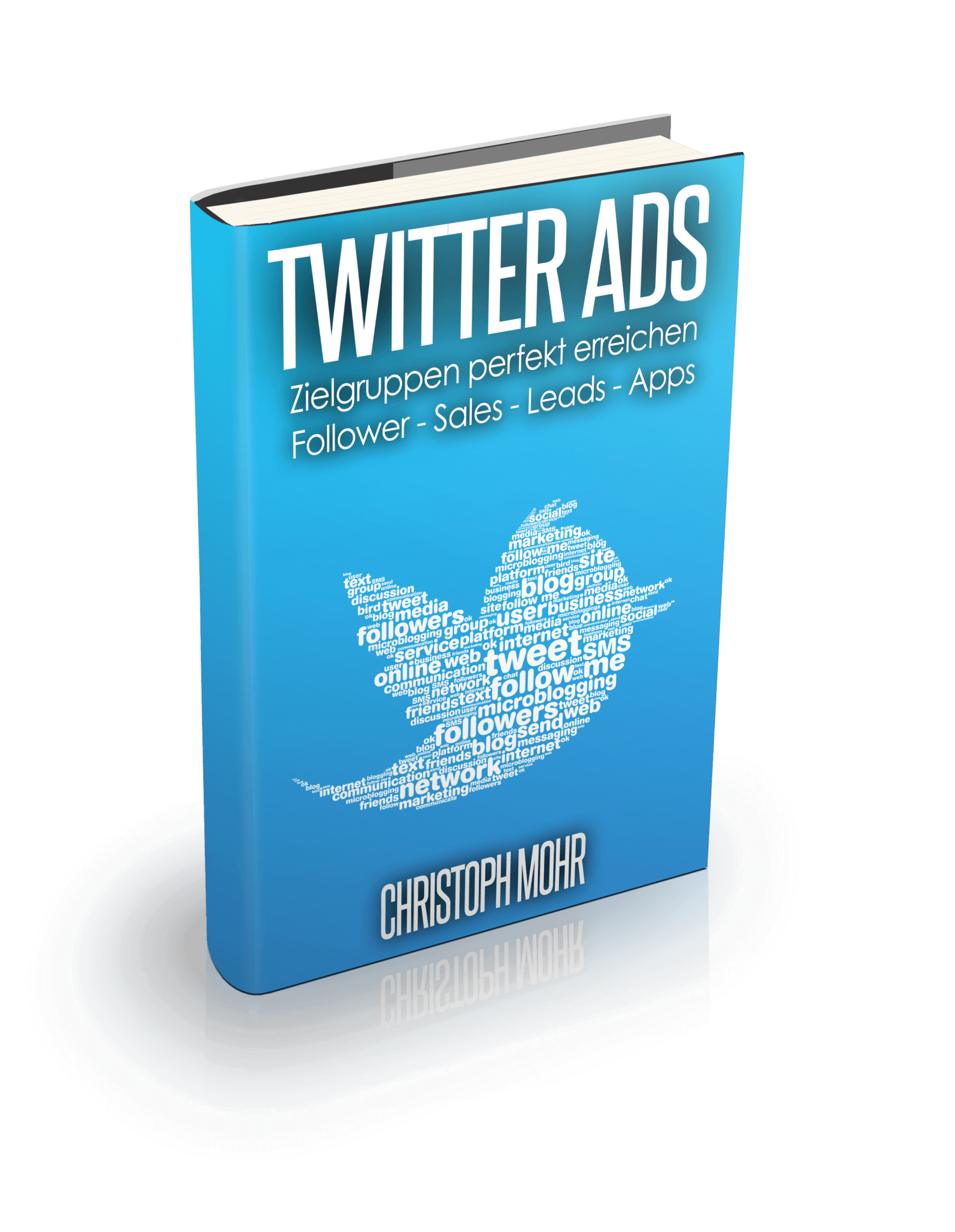 eBook Twitter Ads