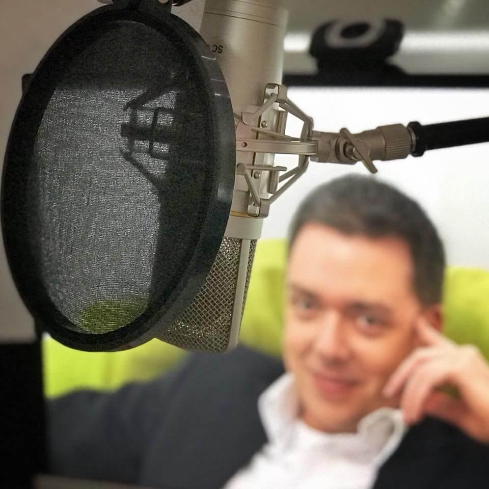 Christoph Mohr im Podcast Interview der Marketing Masterminds