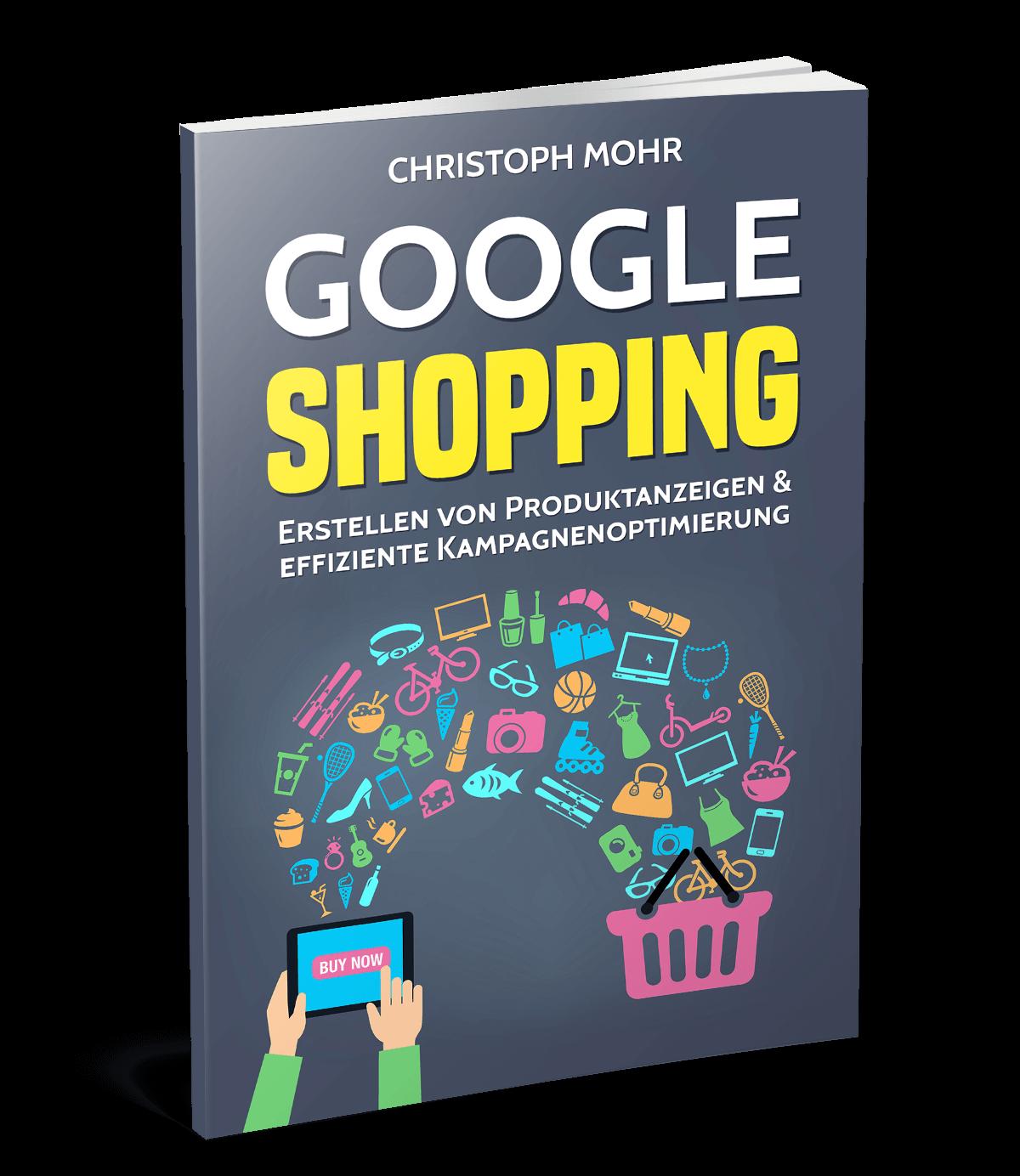Google Shopping Buch und eBook