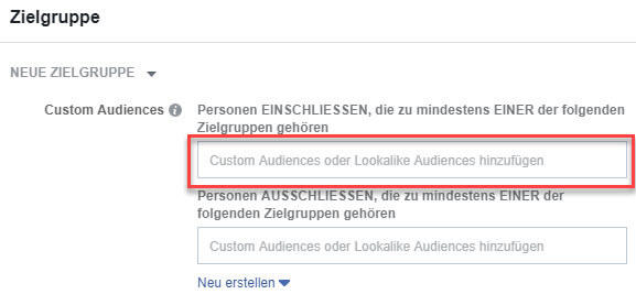 03 zielgruppe custom audience targeting