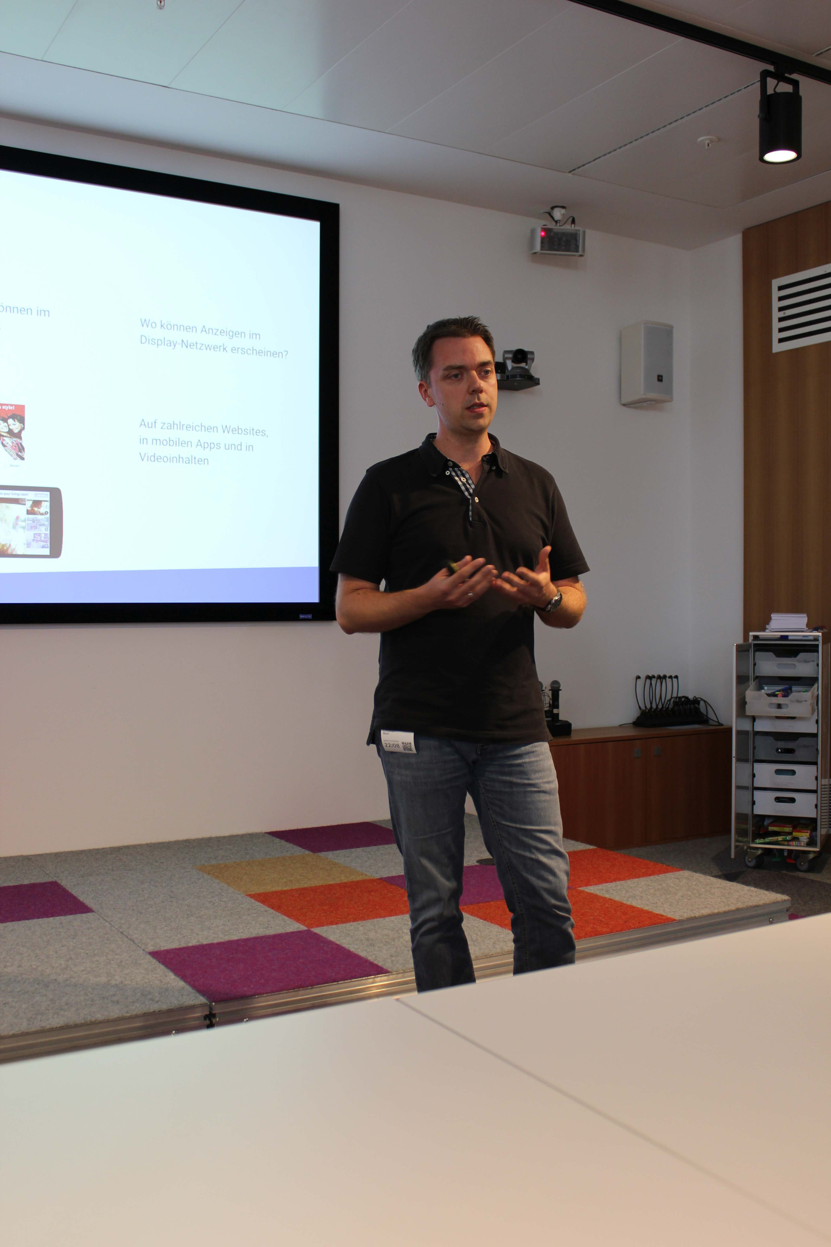 Google Ads Seminar und Workshop
