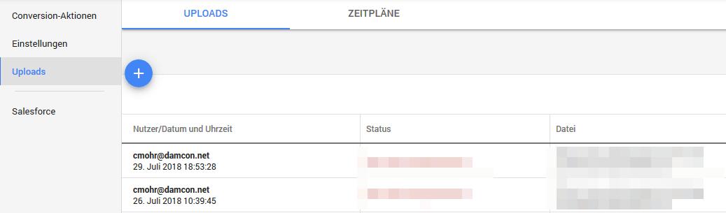 Google Ads Offline Conversions   Upload