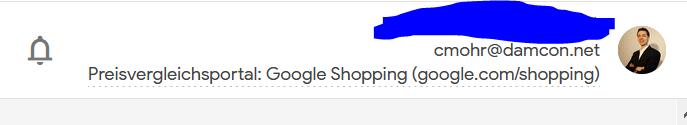 GMC Google Shopping