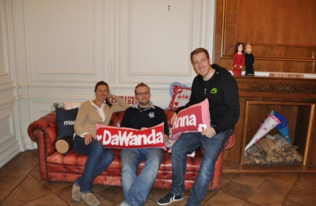 Christian Startup Tour DaWanda