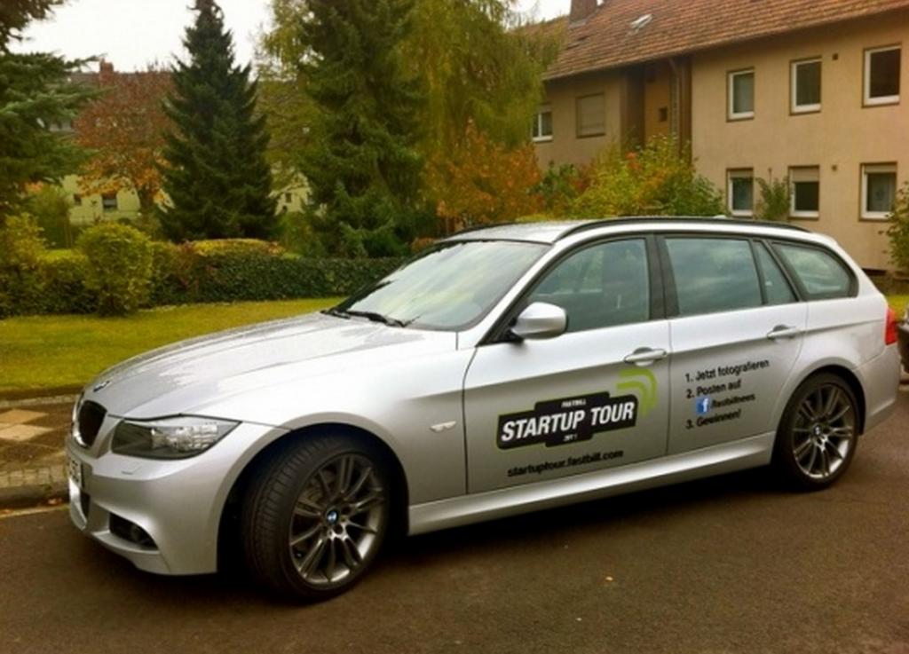 Startup Tour FastBill 2011 Auto