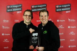 FastBill gewinnt t3n Award