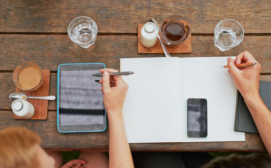 Wie ich mit nur 1 Stunde Zeit über 1500 Wörter pro Woche blogge