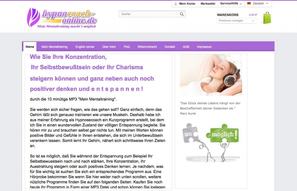 01-Webdesign-Fehler-Onlineshop-Screenshot