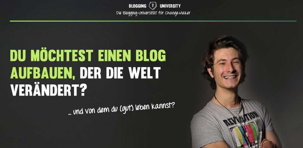 BloggingUniversity