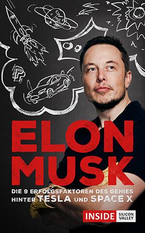 Elon Musk Buch