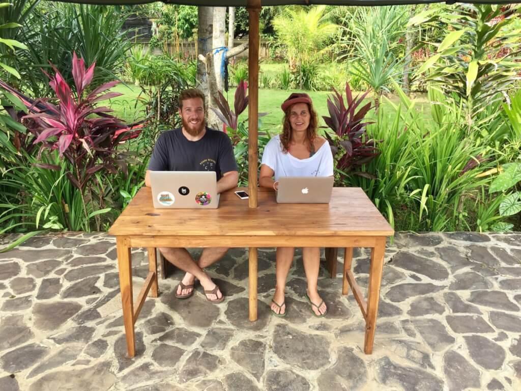 Digitale Nomaden: Was ist dran am Arbeits-Lifestyle unter Palmen?