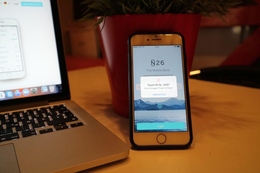 Anzeige: N26 Erfahrungen - Mit diesen Features zeigt N26 wie Digitalisierung geht