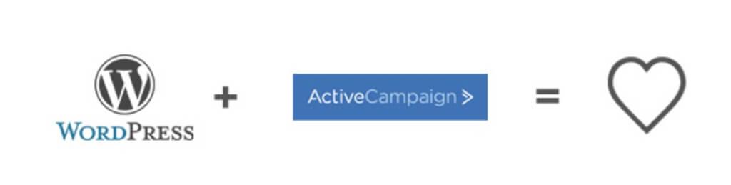 grafik wordpress activecampaigne