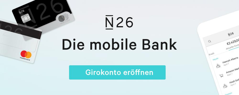 n26 influencer banner