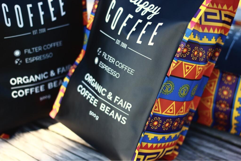 Die Happy Coffee Story: Ideen, Umsätze, frühe Fehltritte & Hebel bis 2019