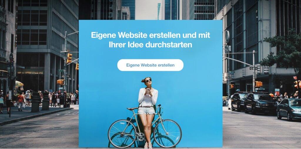 Wix Website Baukasten im Praxistest: Erstaunlich flexibel & tolles Design