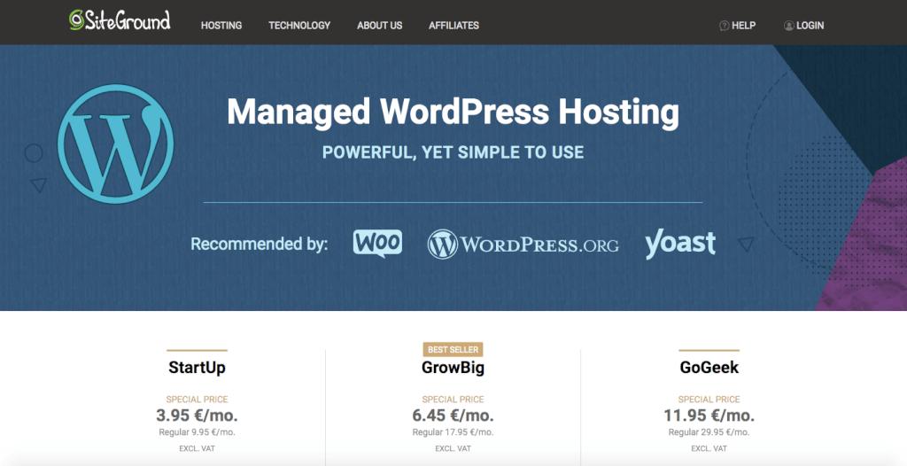 Schritt 1 WordPress