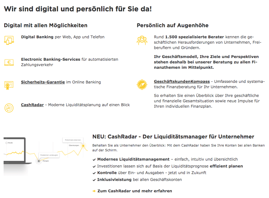 Commerzbank Geschaeftskonto-Vergleich
