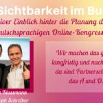 Thomas Klussmann im Interview: Ein exklusiver Einblick des größten deutschsprachigen Online-Kongresses