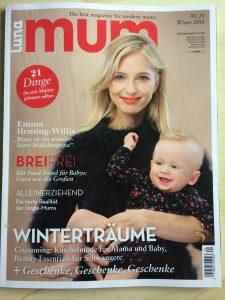 MUM Magazin Alleinerziehende Alexandra Widmer