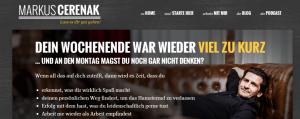 MarkusCerenak.com - Lass es dir gut gehen! (1)