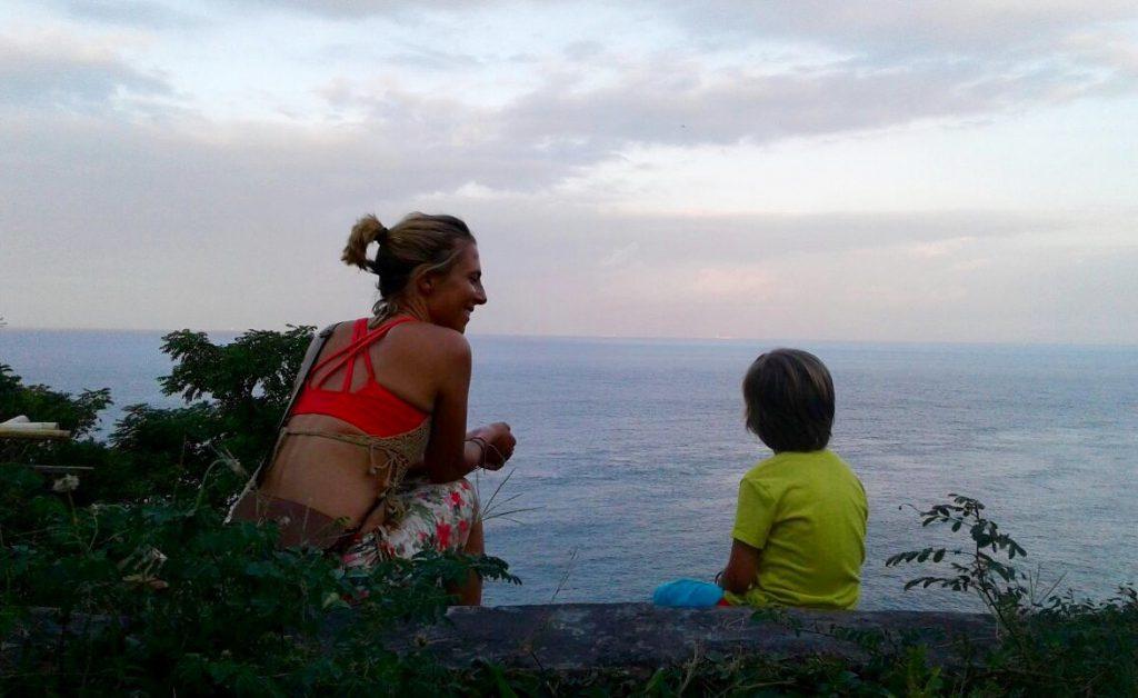 Alleinerziehende digitale Nomadin Jainina Breitling