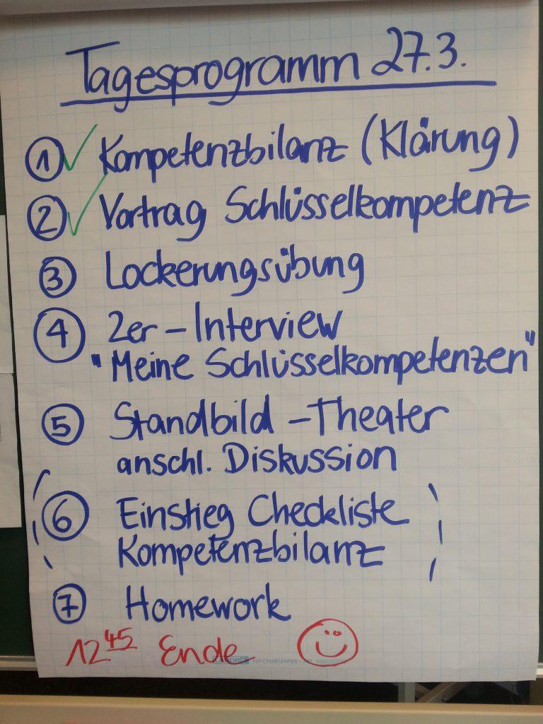 Berliner Job Coaching für Alleinerziehende zu Gast bei DR. Alexandra Widmer und Stark und alleinerziehend