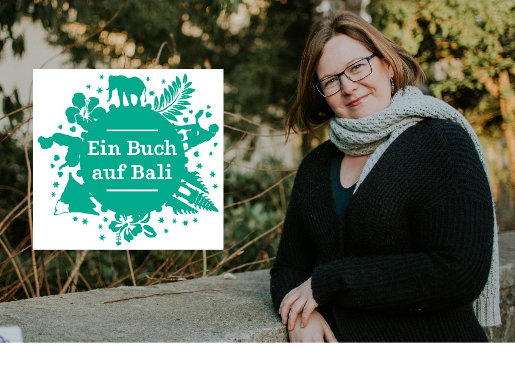 Alexandra Widmer stark und allenerziehend ein Buch auf Bali Petra Hamacher
