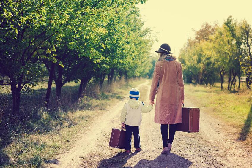 Scheidung: Wie geht es dem Kind? So kannst du helfen!