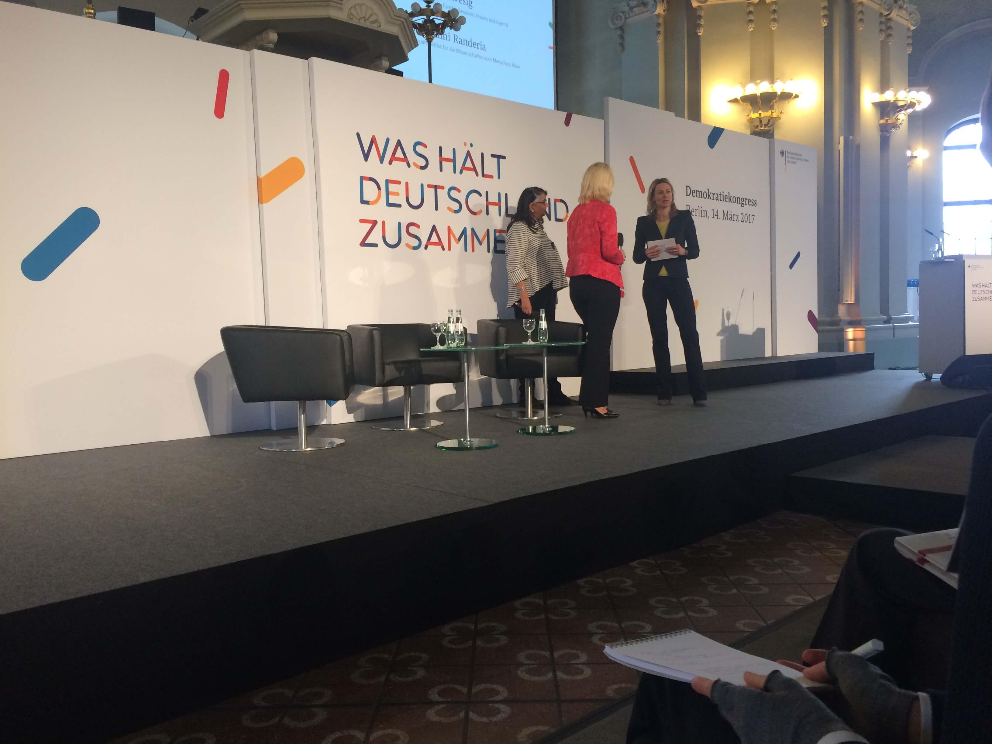 alleinerziehende Demokratiekongress 2017