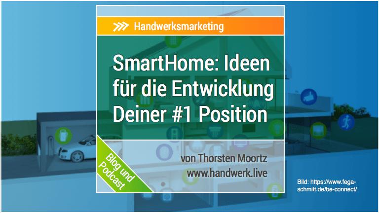 Smart-Home: Handwerker-Netzwerke für die Zukunft des Wohnens