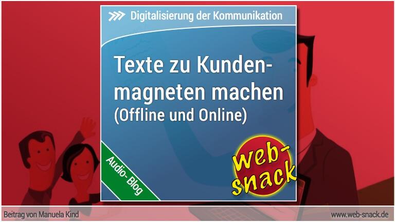 In die Texter-Karten geguckt: So machst du deine Texte zum Kundenmagneten