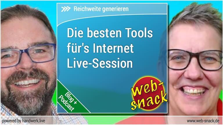 Facebook live mit maximum Warp