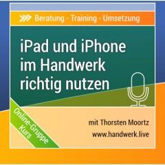 iPad als Handwerker nutzen - Gruppe startet neu durch