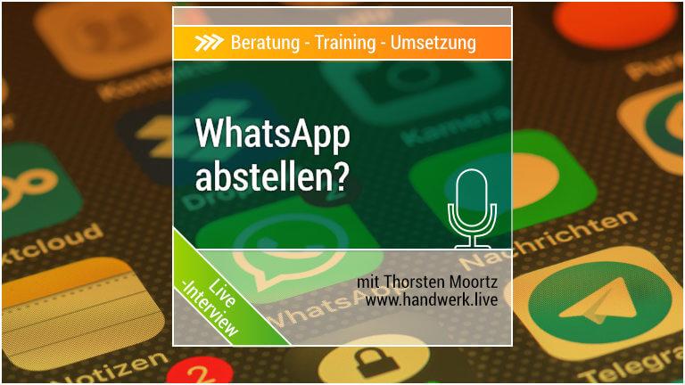 Darfst Du WhatsApp bald nicht mehr benutzen?