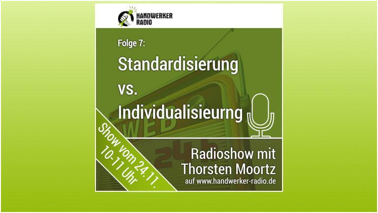 Standardisierung vs. Individualisierung