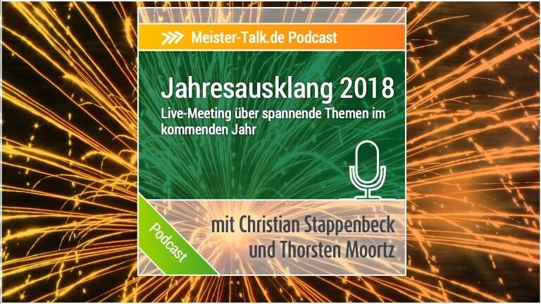 MeisterTalk live