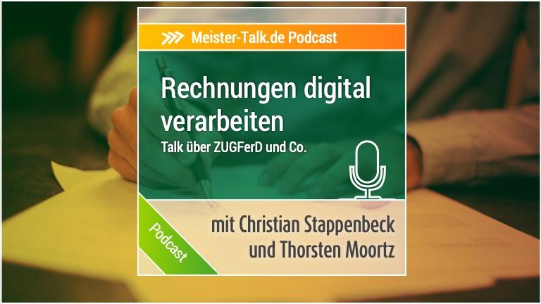 Rechnungen digital verarbeiten (ZUGFerD)