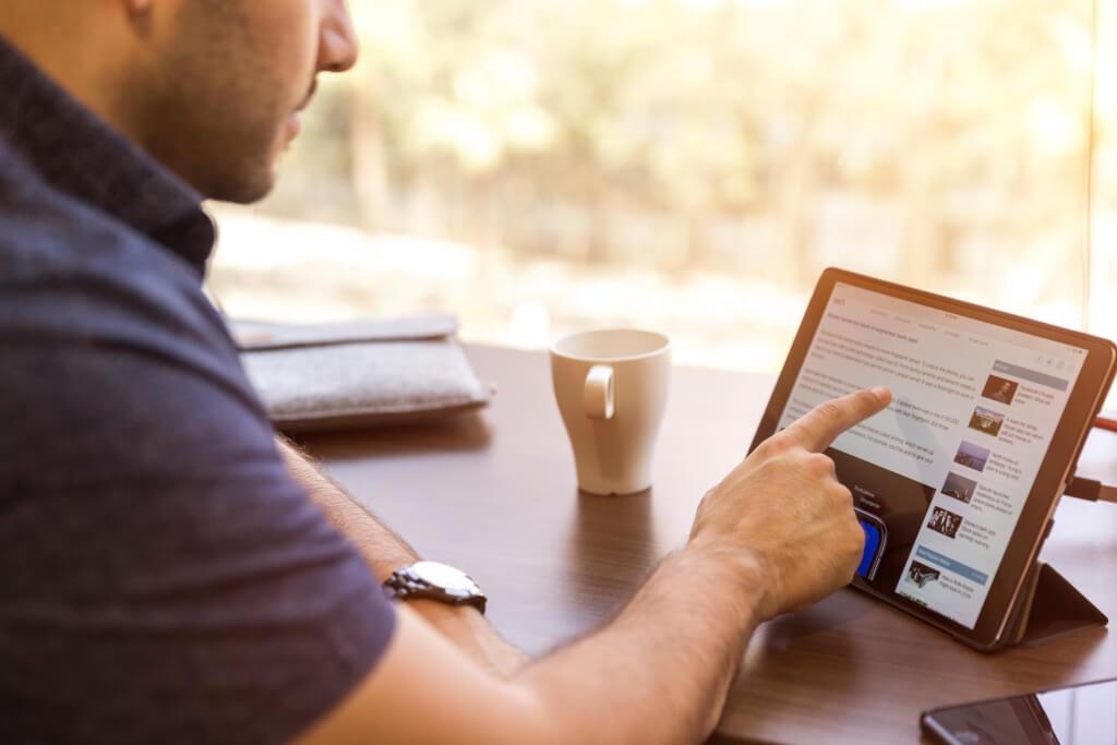 iPad für das Handwerk - Seminar-Ankündigung