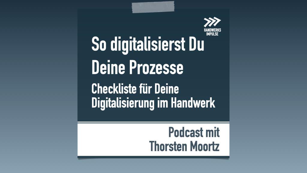 Digitalisierte Prozesse im Handwerk mit Hilfe von ERP-Softwarelösungen