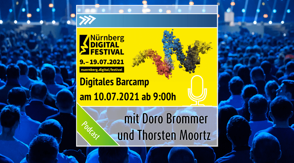 Online Barcamp für das Handwerk - Nürnberg Digital Festival 2021