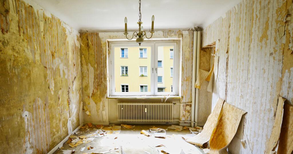 Streit-Thema: Abnutzung oder vertragswidrige Beschädigung einer Immobilie?