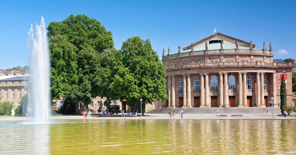 Sanierung des Staatstheater Stuttgart auf der Zielgeraden