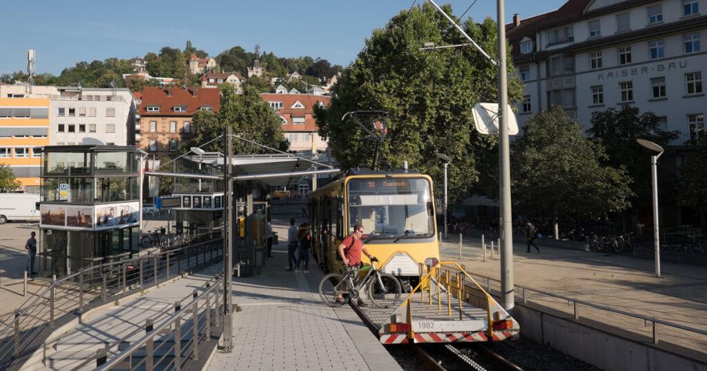 Stadtbezirk Stuttgart-Süd - Bürgerliche Wohnidylle mit Hanglagen