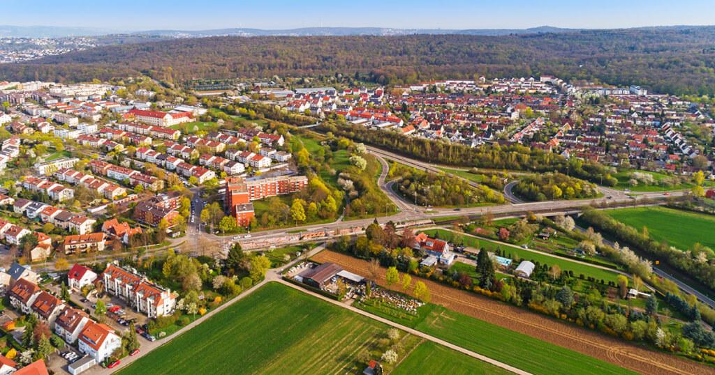 Stuttgart Weilimdorf - Leben auf hohem Niveau