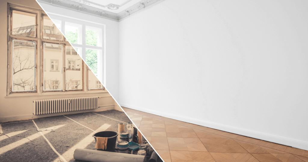 Sollte ich meine Immobilie renoviert verkaufen?
